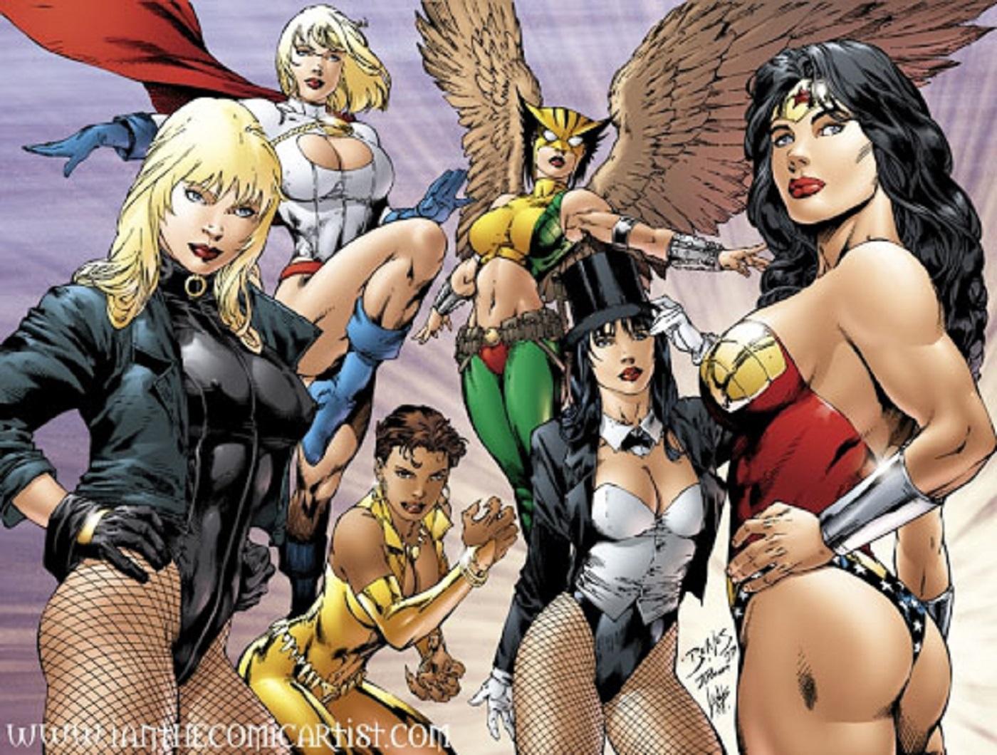 Hyper-Sexualization In Video Games & Comics