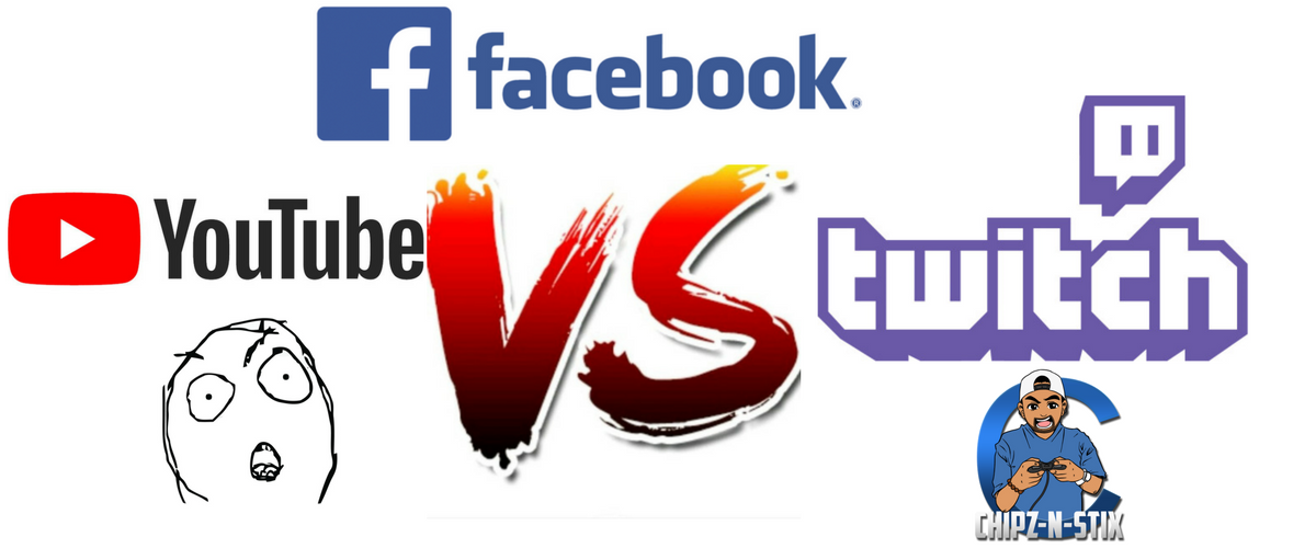 Will Facebook Take Over Twitch & YouTube's Territory?