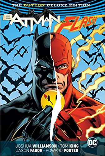batman flash watchmen