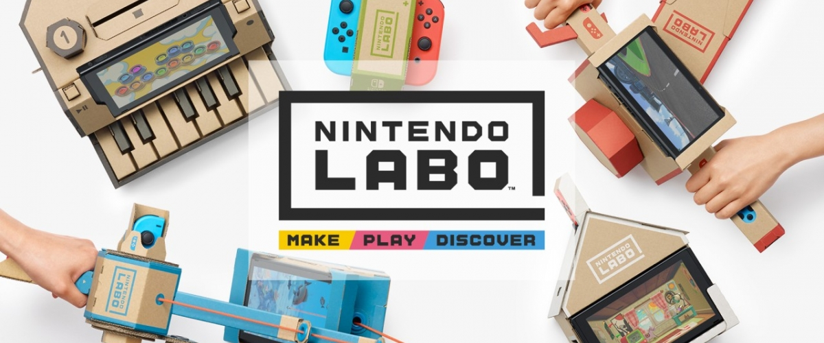 Will The Nintendo Labo Fail At Launch?