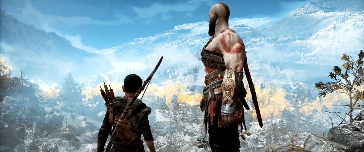 Kratos and The New God of War Impressions